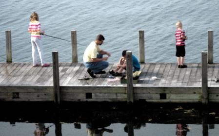 sag-fishing